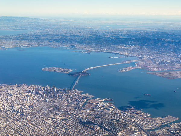 San Francisco Bay area residents connect the environment to recycling (Picture: Shutterstock, Mark Schwettman)