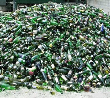 England bottle recycling